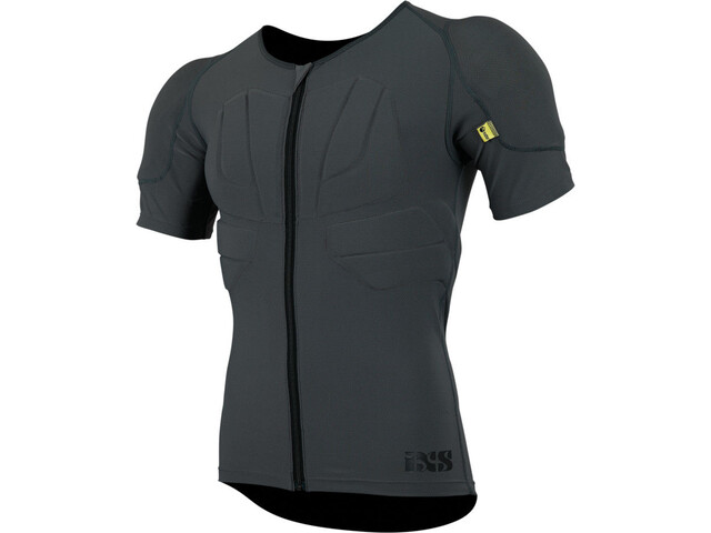 IXS Carve Jersey Upper Body Protective Barn grey